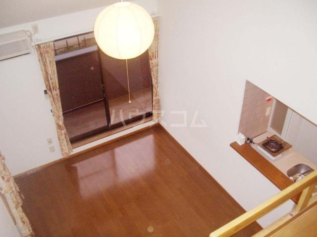 セザンヌ多米 205号室のベッドルーム
