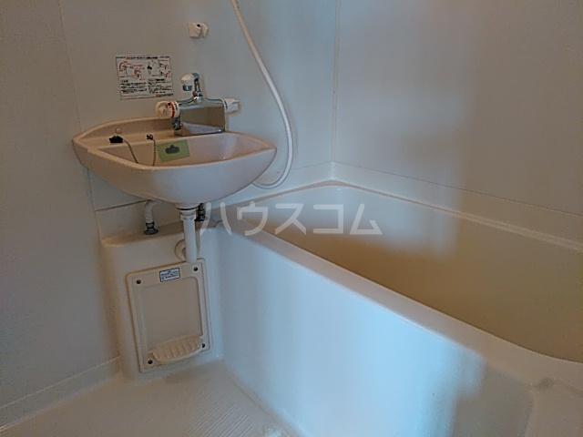 アズール5 102号室の風呂