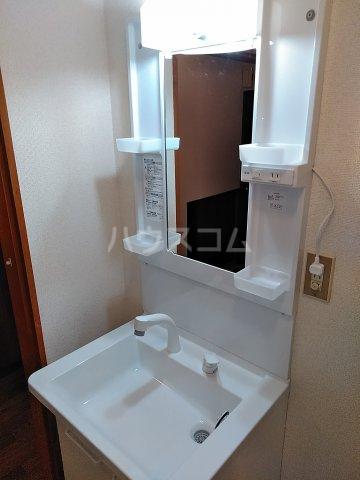 パークサイドハイムⅠ 203号室の洗面所