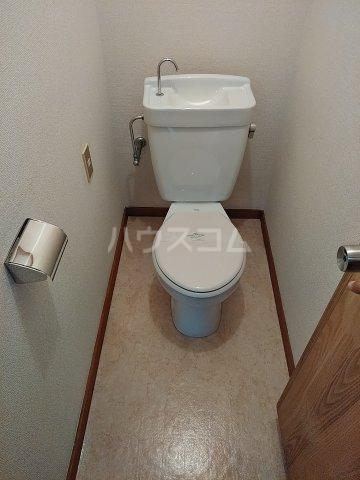 パークサイドハイムⅠ 203号室のトイレ