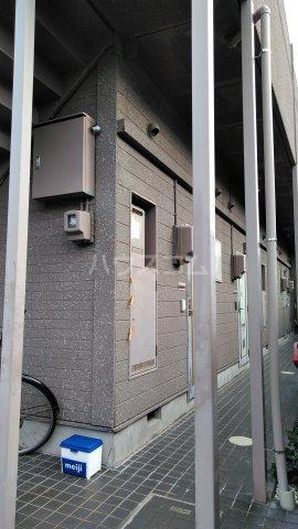 ユトリロ南栄 204号室のエントランス