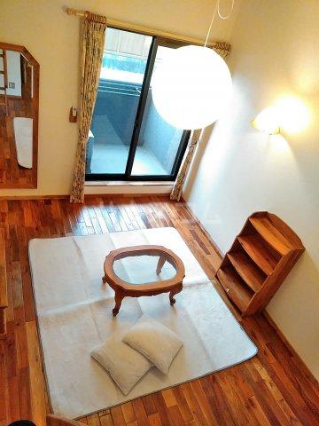 セザンヌ小坂井 202号室のベッドルーム