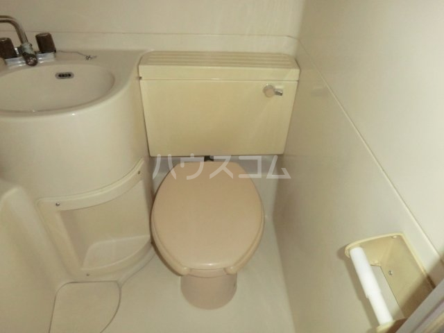 サンヒル南小池 305号室のトイレ