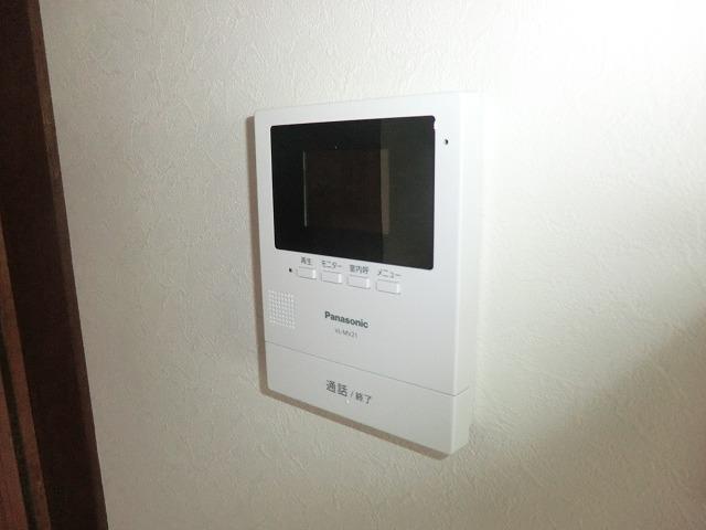 ヴィレッジ杉田B 206号室のセキュリティ