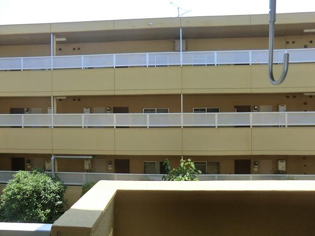 ヴィレッジ杉田B 206号室の景色