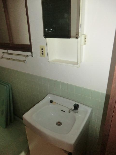 ヴィレッジ杉田B 206号室の洗面所