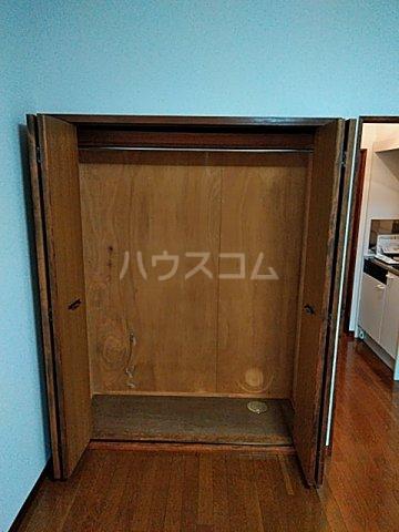 サンライズ牛川 107号室の収納