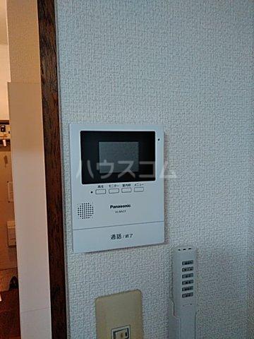 サンライズ牛川 107号室のセキュリティ