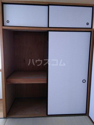 マロン・ドゥムール 302号室の収納