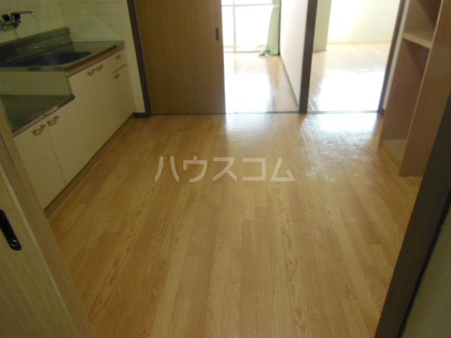 太和マンション 507号室のキッチン