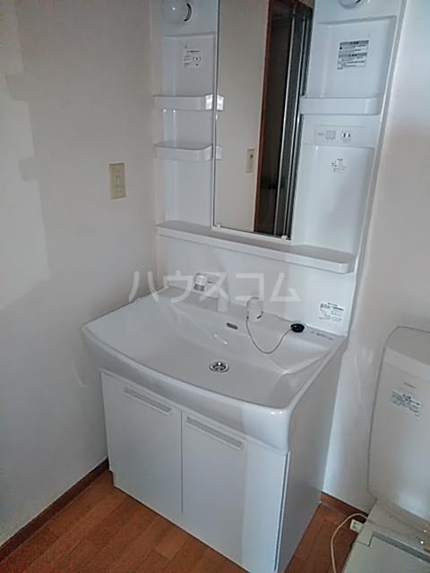 アビタ・テラ 205号室の洗面所