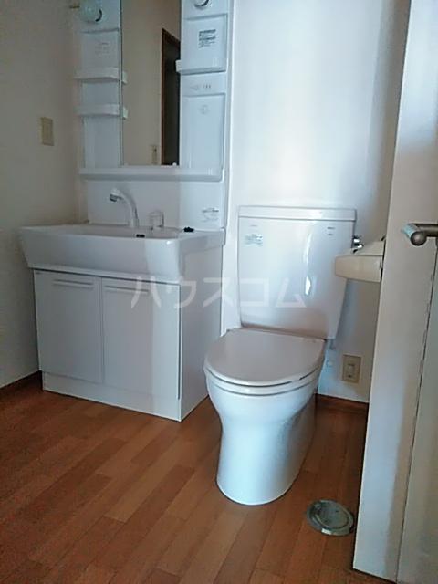 アビタ・テラ 205号室のトイレ