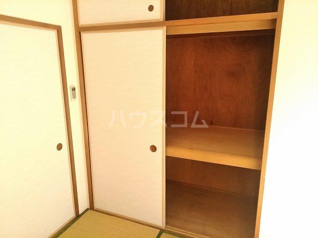 フィオーレ田中 101号室の収納