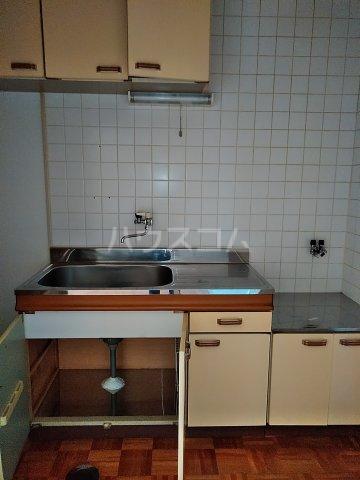 ライフタウン山口 101号室のキッチン