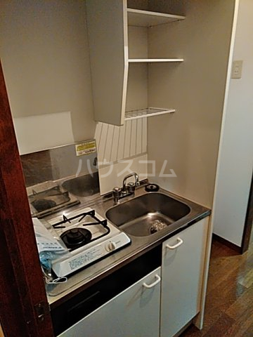 サンライズ牛川 207号室のキッチン
