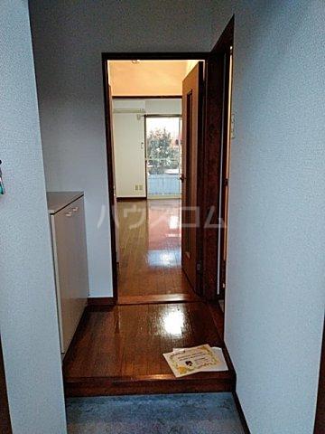 サンライズ牛川 207号室の玄関
