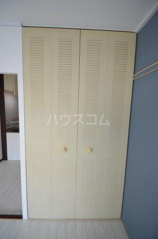 サンライフ日吉 101号室の収納
