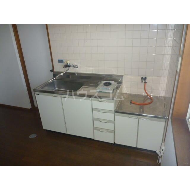 ヒルトップ本郷A 202号室の風呂