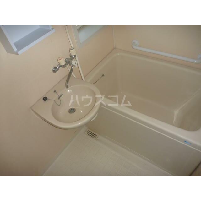 ヒルトップ本郷A 202号室のトイレ