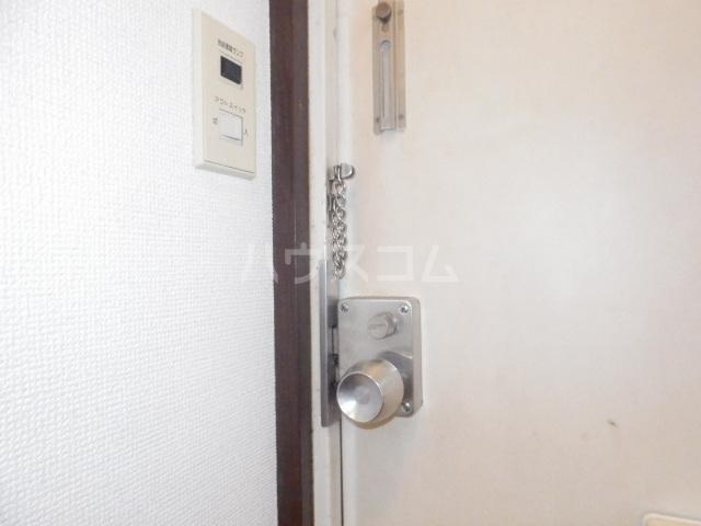 グリーンハイツⅠ 101号室のセキュリティ