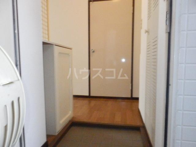 グリーンハイツⅠ 101号室の玄関