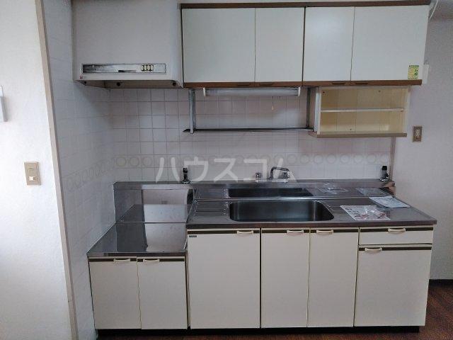第二菰口ハイム 203号室のキッチン