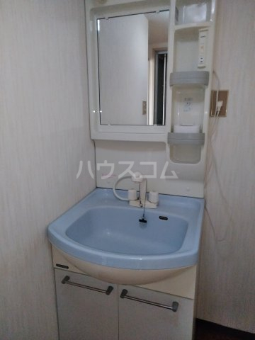 第二菰口ハイム 203号室の洗面所