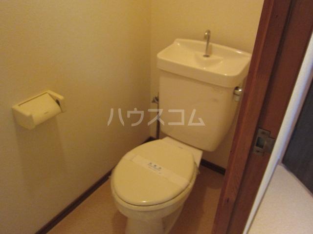 サープラスシーファン 102号室のトイレ