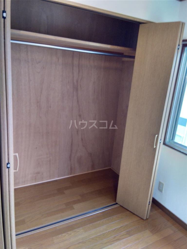 塩田ハイツG 203号室の収納
