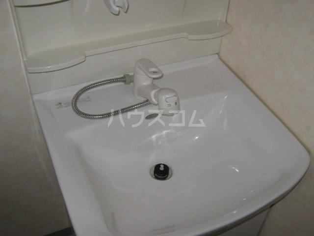 パラシオン 108号室のトイレ