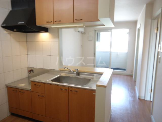 グリーンハイツ 202号室のキッチン