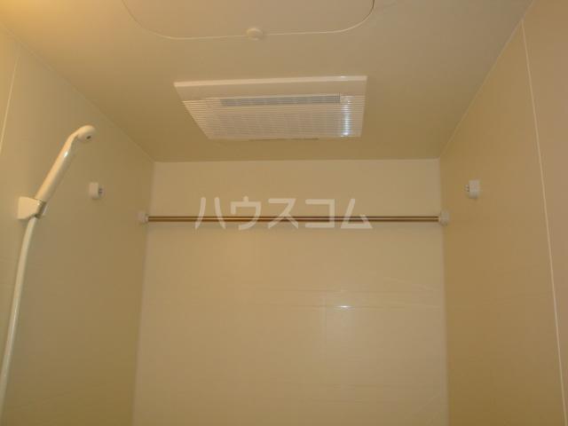 グリーンハイツ 202号室の収納