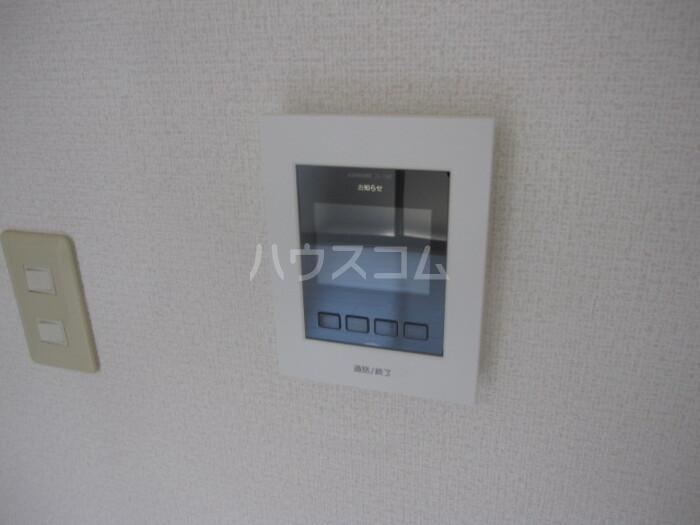 ラ・フィーネ曙 D 202号室のセキュリティ
