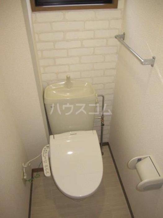 ラ・フィーネ曙 D 202号室のトイレ