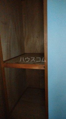 マンション鈴一 202号室の収納