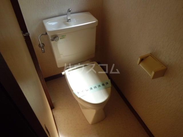 押上2丁目戸建のトイレ