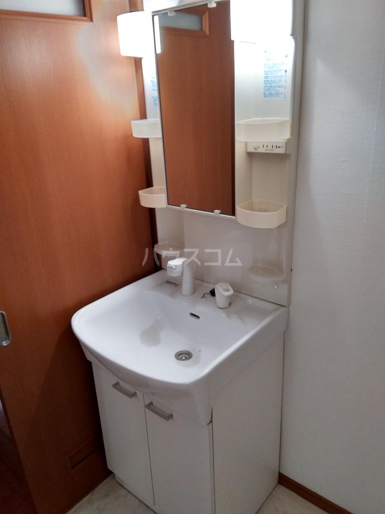 ブロードタウン神野Ⅱ D 107号室の洗面所