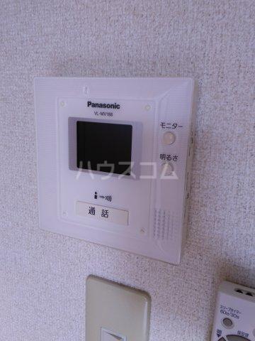 ブロードタウン神野Ⅱ C 203号室のセキュリティ