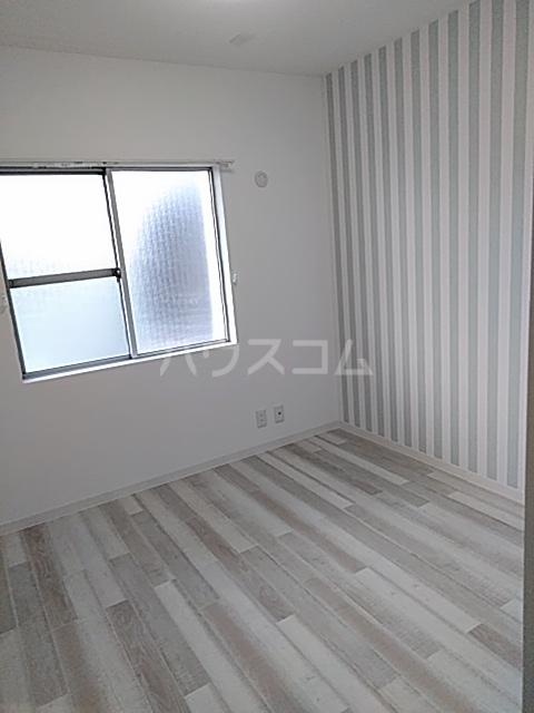 ハイツ東小浜 105号室のベッドルーム