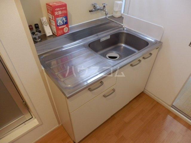 ハイツグリーンゲーブルスⅠ 102号室のキッチン