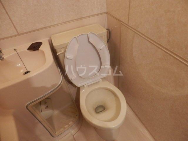 ハイツグリーンゲーブルスⅠ 102号室のトイレ