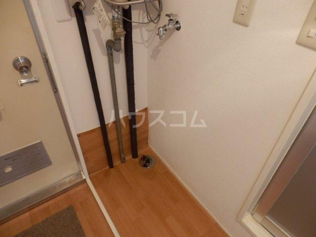 ハイツグリーンゲーブルスⅠ 102号室の玄関