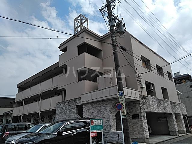 七福マンション外観写真