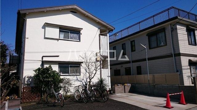 石川荘 1D号室の外観