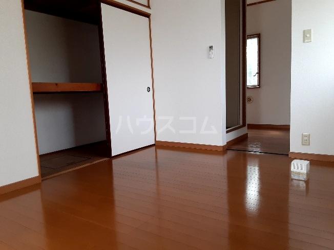 石川荘 1D号室のリビング