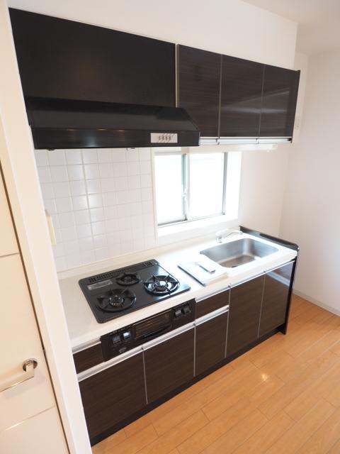 ライジング泉H・Mビル 602号室のキッチン
