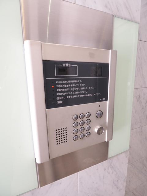 ライジング泉H・Mビル 602号室のセキュリティ