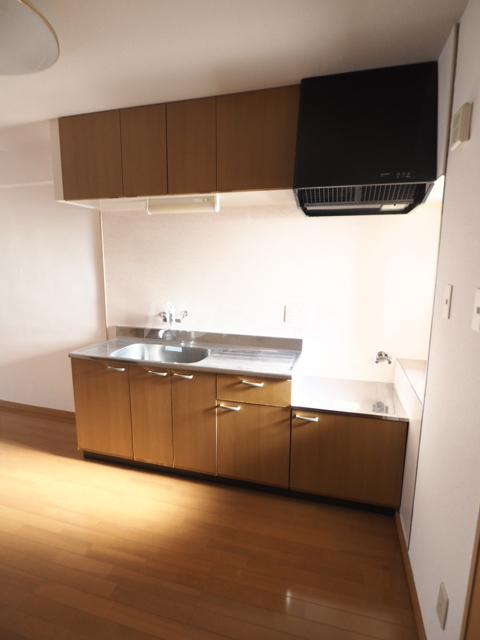 双栄ビル 306号室のキッチン