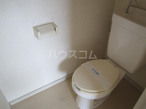 ドゥエリング国領 301号室のトイレ