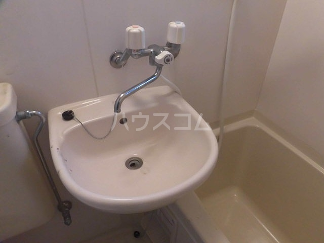 アクアコートⅡ 108号室の洗面所